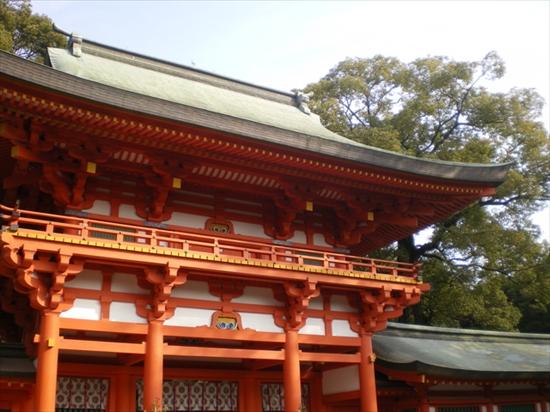 武蔵一宮氷川神社
